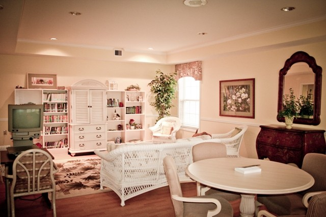 Benefits of Assisted Living Home